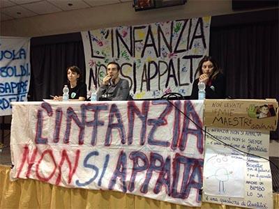 La protesta di Firenze