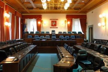 Aula Consiglio regionale della Toscana