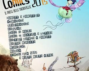 Mugello Comics 2015