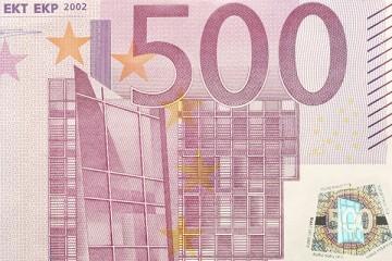 banconota da 500 euro