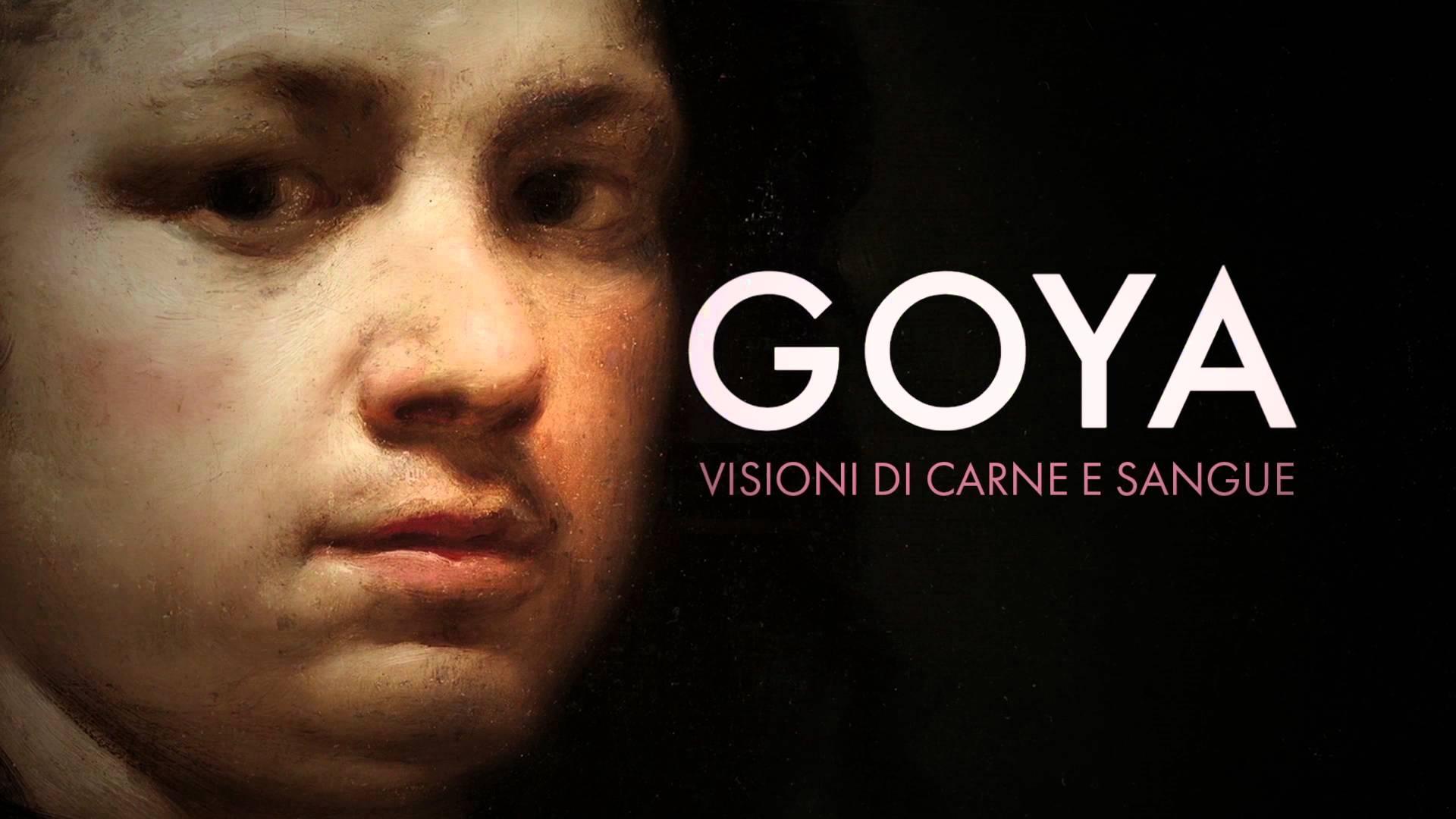 Goya, visioni di carne e sangue: l'arte sul grande schermo