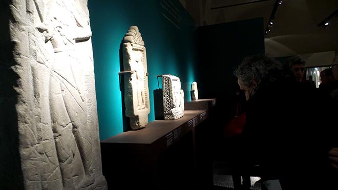 La mostra sugli Etruschi