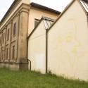 Accanto alla storica facciata della Calamai sta nascendo un polittico