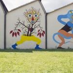 Nuovi personaggi si presentano agli abitanti di Prato