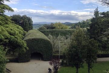 Il parco comunale di Gambassi Terme che ospiterà Fantàsia