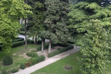 Uno scorcio del Parco Comunale di Gambassi Terme