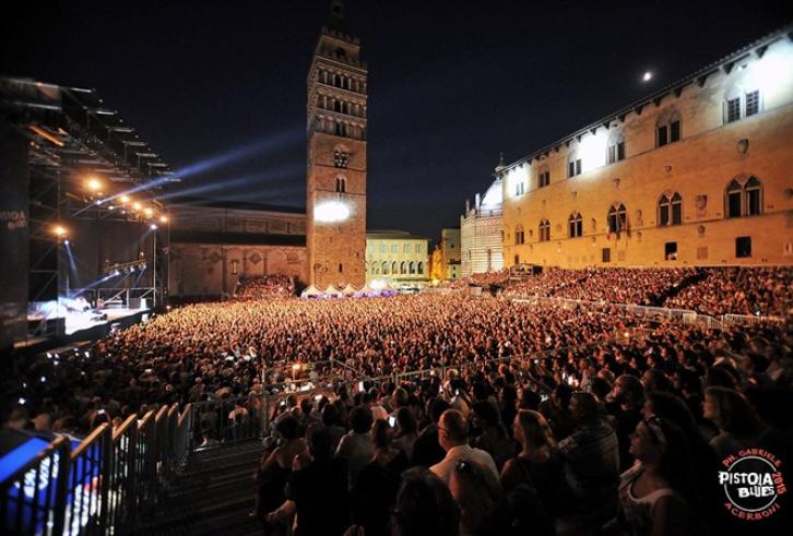 Pistoia Blues Festival, tutto pronto per la 37esima edizione