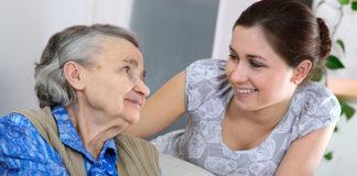 anziana assistita