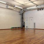 Sala danza e ginnastica