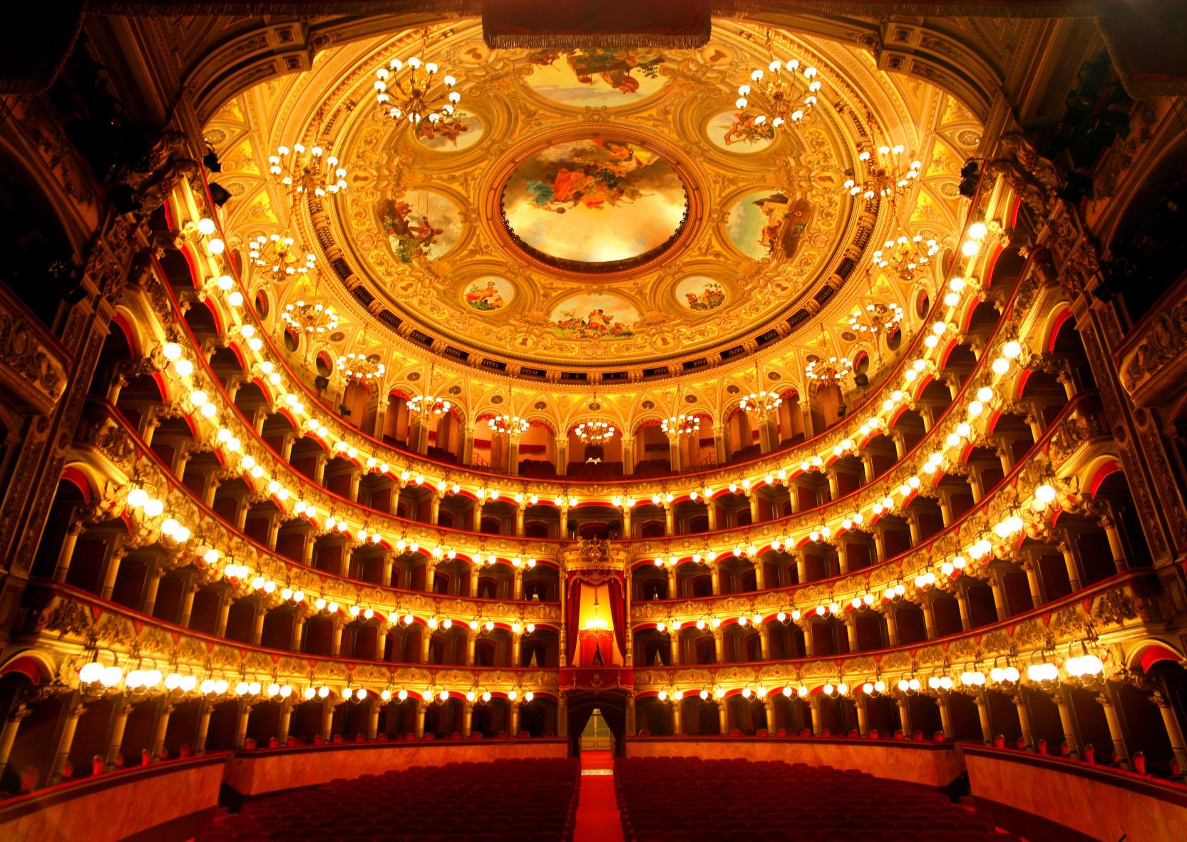 Teatri aperti, sabato iniziative gratuite in tutta Italia