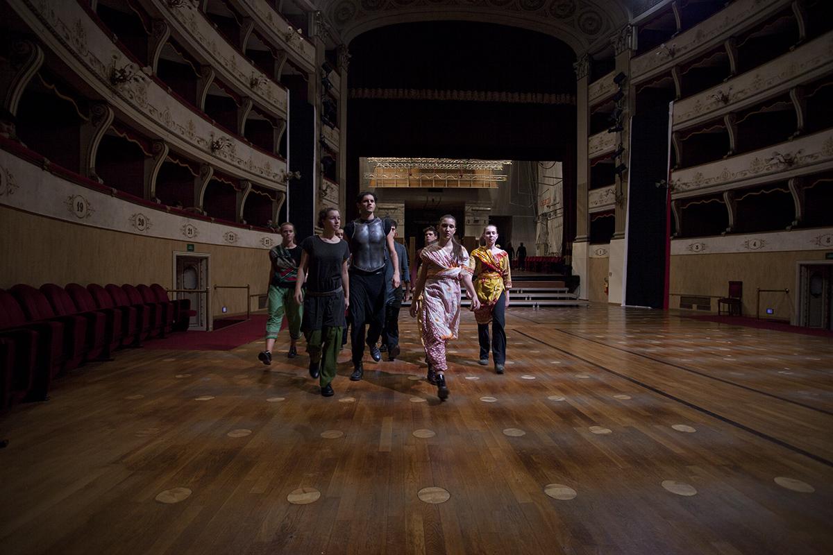Il teatro Manzoni riparte con la tragedia di Riccardo III