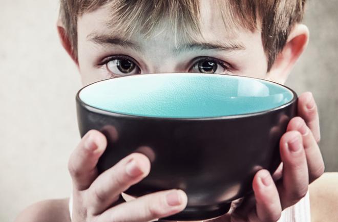 bambino povertà