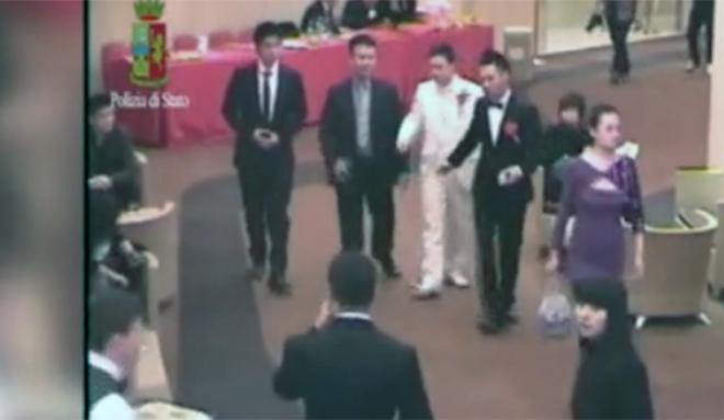 mafia cinese