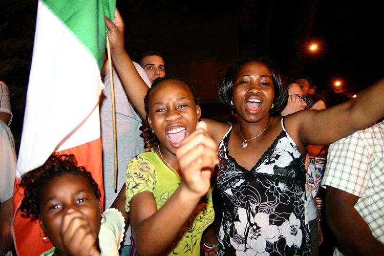 Mondiali 2006 Prato
