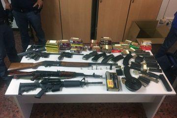 Pistola e altre armi