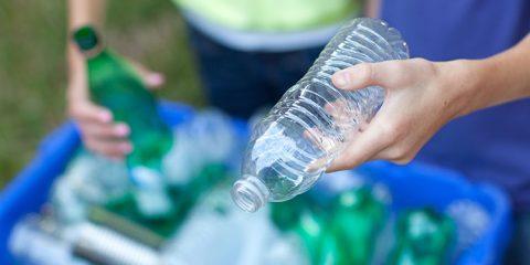 Plastica rifiuti