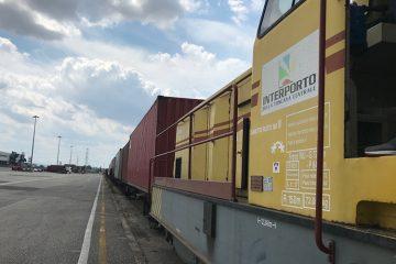 Treno interporto toscana centrale