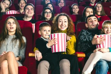 Donne e giovanissimi al cinema in Italia