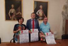 Aurora Castellani, Simone Mangani e Fiorelli Fabbri