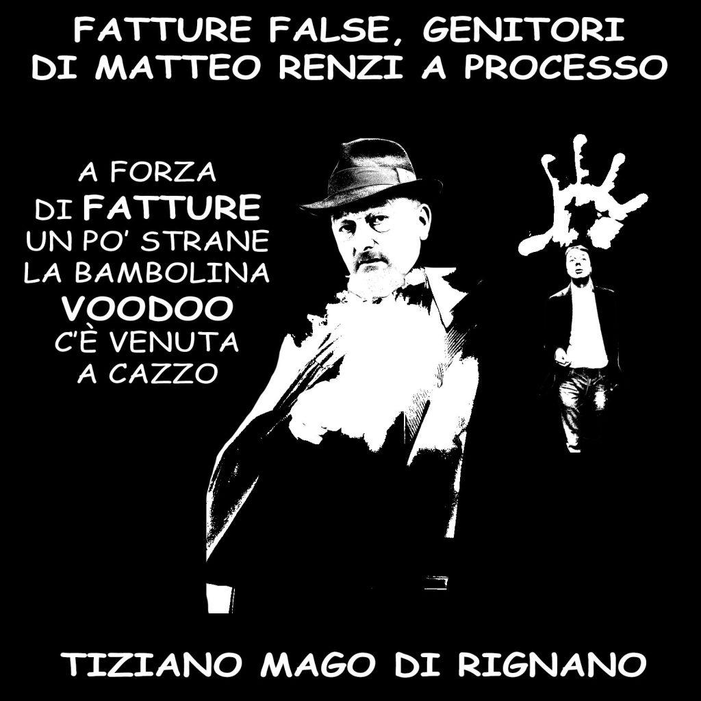 Tiziano Renzi padre di Matteo Renzi