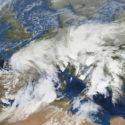 Immagine da satellite del 28 ottobre 2018