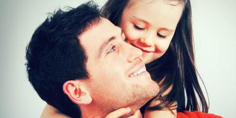 Padre e bambina