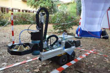 Radar per mine antiuomo