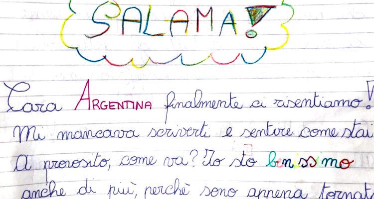 Lettere bambini
