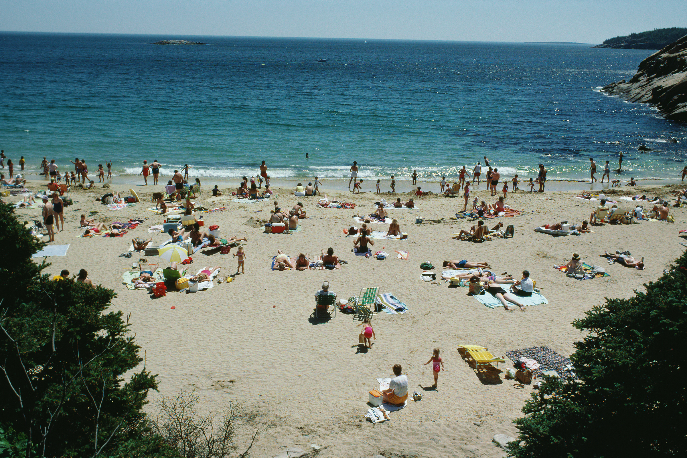 Spiagge e dune cambieranno col mutamento climatico