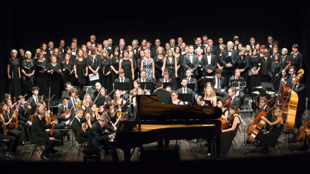 Concerto Oida Teatro Petrarca Arezzo