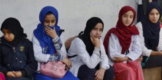 Donne marocchine
