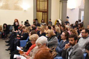 La presentazione dei numeri sulla violenza di genere in Regione (foto Marco Ottaviani)