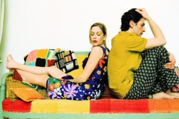 La vita degli uomini e delle donne in Europa: partner sul divano