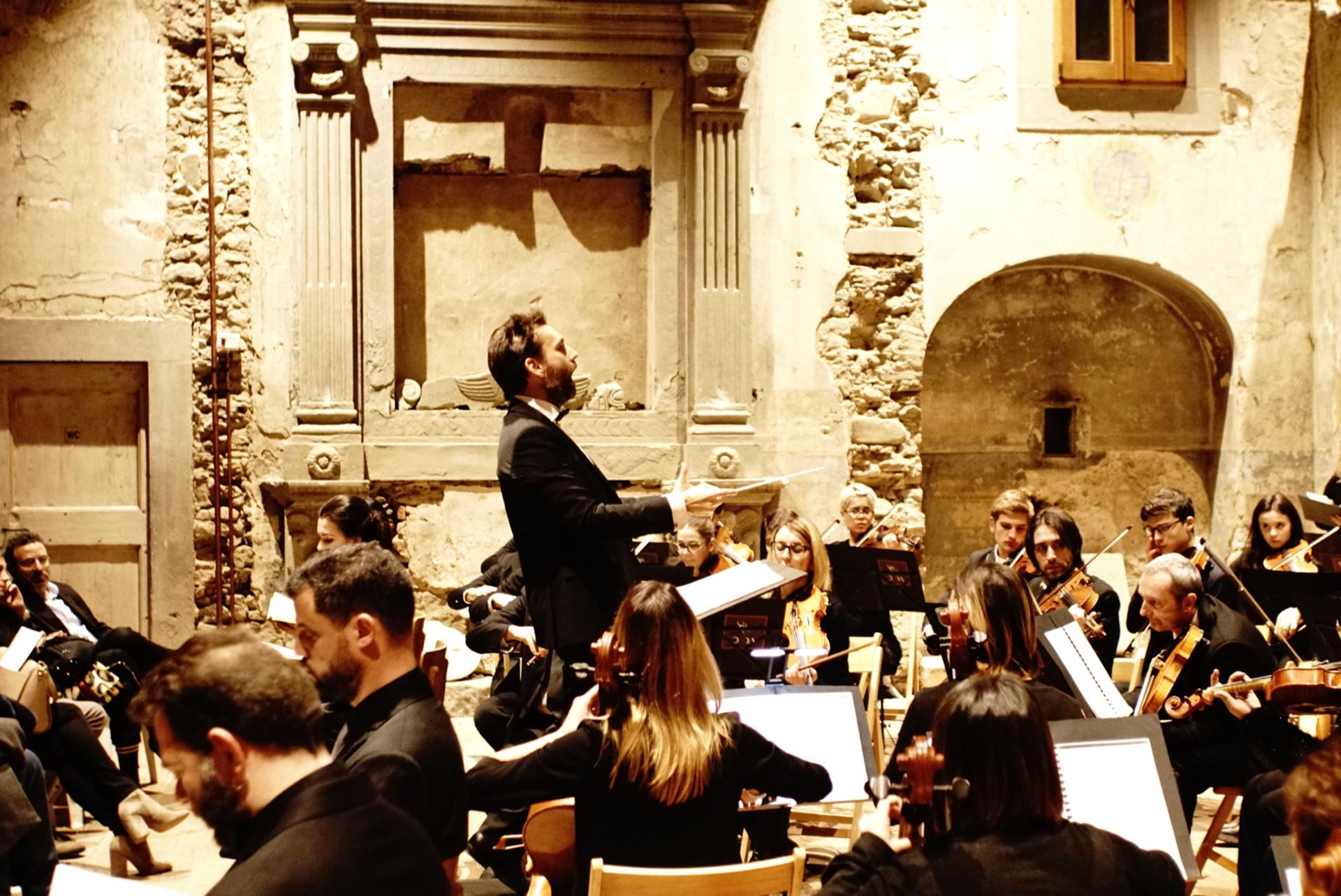 Oida a Soci con il Requiem di Mozart