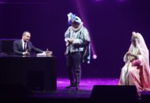 Conti, Pieraccioni e Panariello in scena