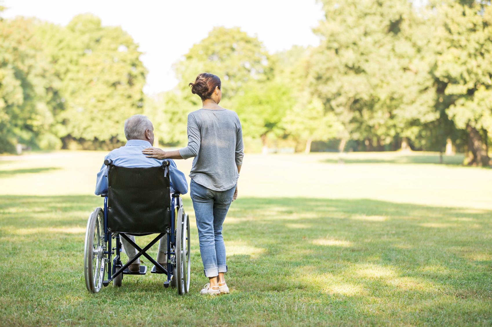 Welfare (operatrice con disabile)