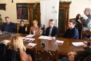 La conferenza stampa di presentazione della stagione dell'Oida