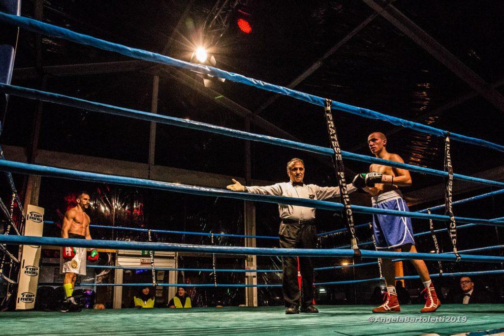 Boxe sotto le stelle vincente per i pugili made in Prato
