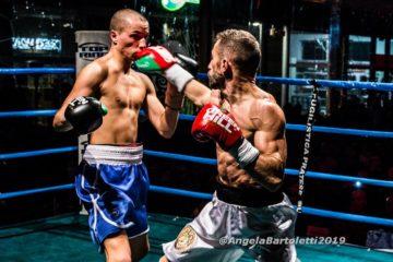 Alex Ferramosca vs Nikola Bajkovac