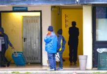 Cara di castelnuovo di porto migranti sgomberati