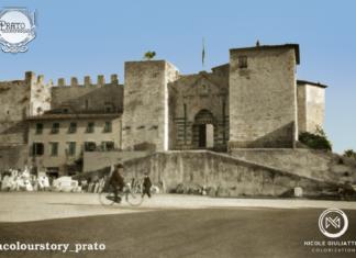 Castello teaser Prato scomparsa