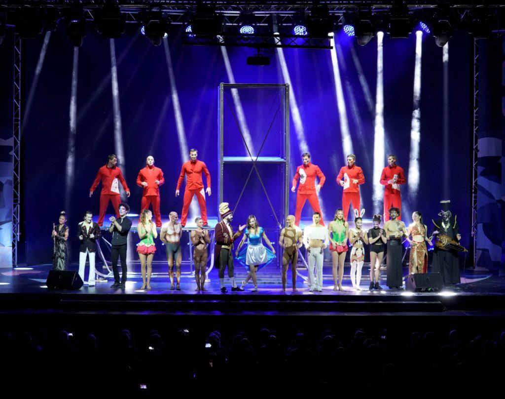 Alis: i grandissimi del circo al TuscanyHall di Firenze [video e foto]