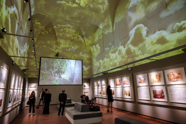 Inferno's room al Museo Zeffirelli