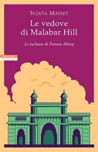 Copertina di Le vedove di Malabar Hill