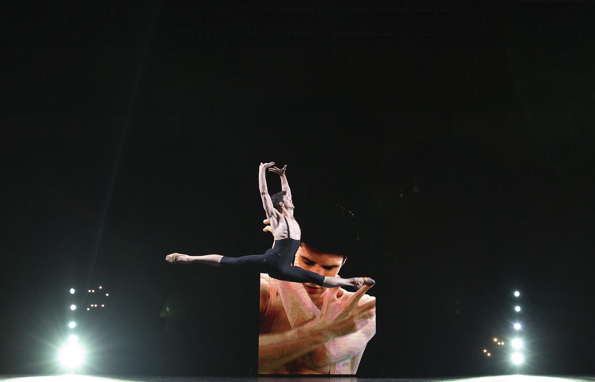 Roberto Bolle sarà sul palco del Musart Festival di Firenze