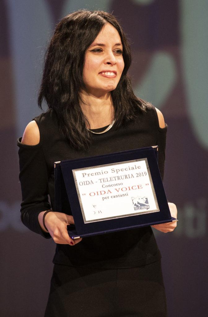 Tania Giommoni premiata
