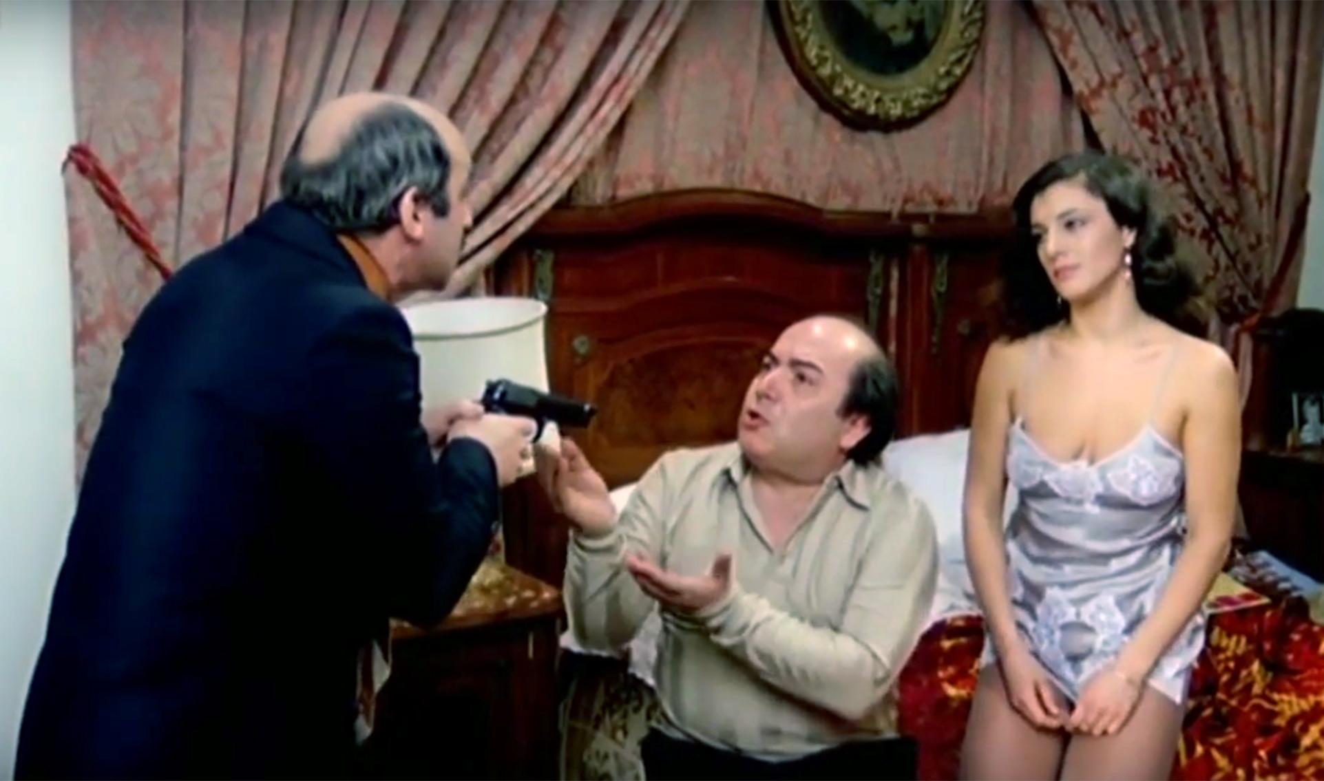 Vieni avanti cretino con Lino Banfi