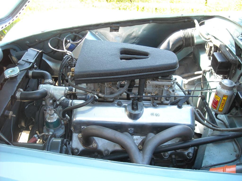 La Fiat 8V appartenuta a Emanuele Filiberto Nasi