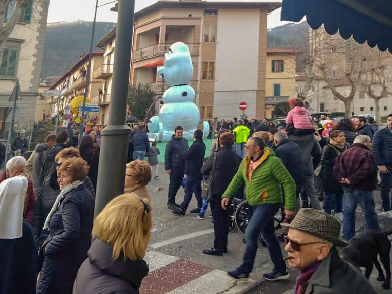 Carnevale vaianese (foto di Leonardo Nuti)
