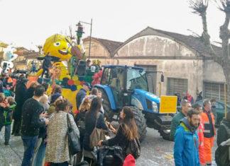 Carnevale vaianese foto di Leonardo Nuti
